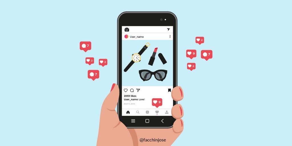 empresa en instagram